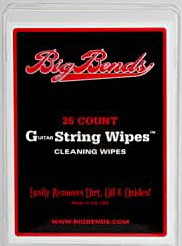 String Cleaning Wipes